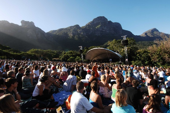 kirstenbosch-audience