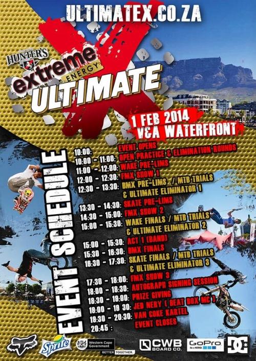 ULTX Event
